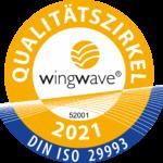 Wingwave Siegel 2021